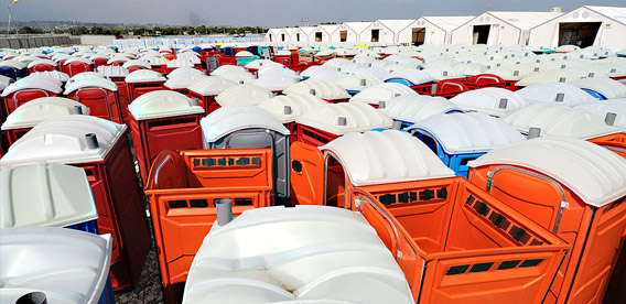 Champion Portable Toilets in Martinsville,  VA